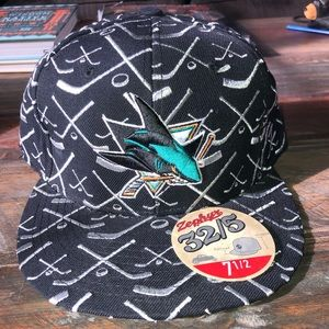 Sharks athletic hat